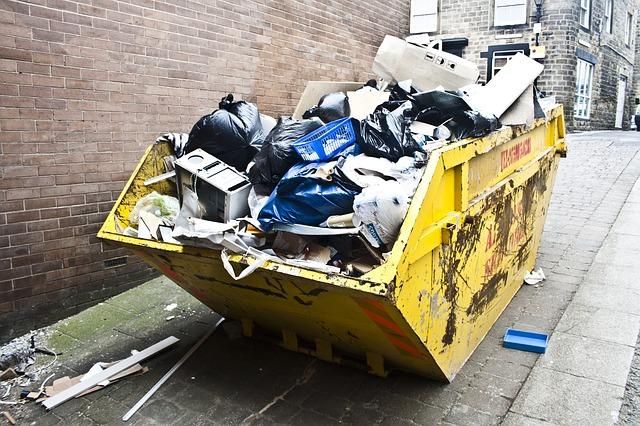 פינוי פסולת בתל אביב